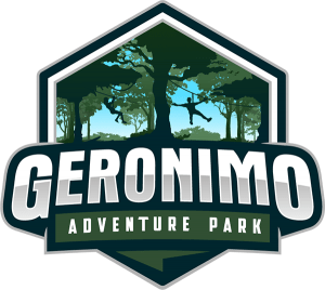 Geronimo Adventure Park Ziplining and Outdoor fun!