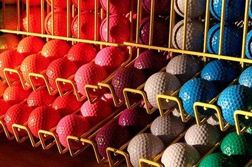Ground Mini Golf Balls