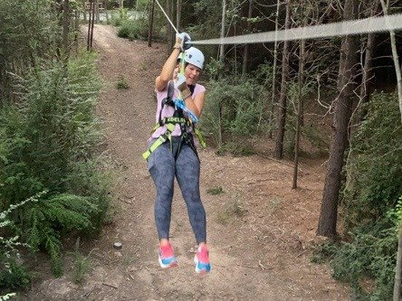 Zipline – Active Woman