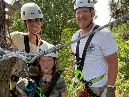 Family on Zip