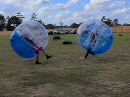 Bumper balls 2